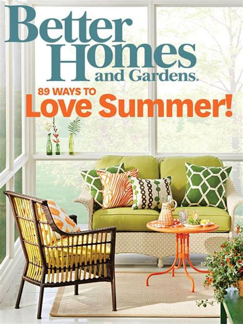 better homes and gardens decorating the newest recipes decorating ideas and garden tips from