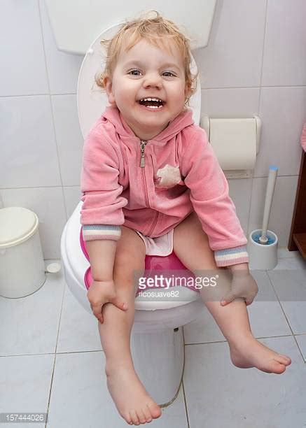 girl has baby in bathroom kids peeing stock photos and pictures getty images