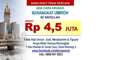 Rahasia Haji Dan Umroh paket umrah murah a great site