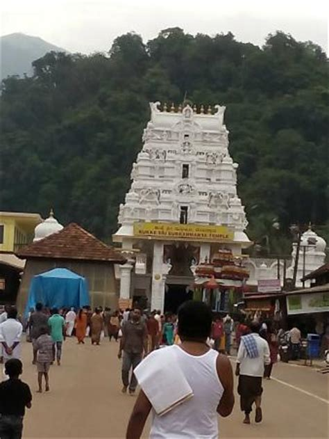 Bangalore To Kukke Subramanya Sleeper by Serene Atmosphere Marred By Much Crowd Picture Of