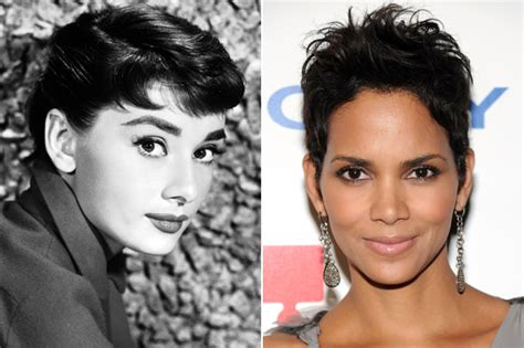1950 short hairstyles for oval faces large nose heart shaped face best hair style