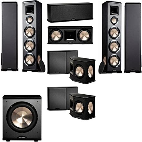review bic acoustech pl 980 7 1 home theater