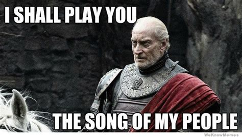 Game Of Thrones Red Wedding Meme - game of thrones meme red wedding