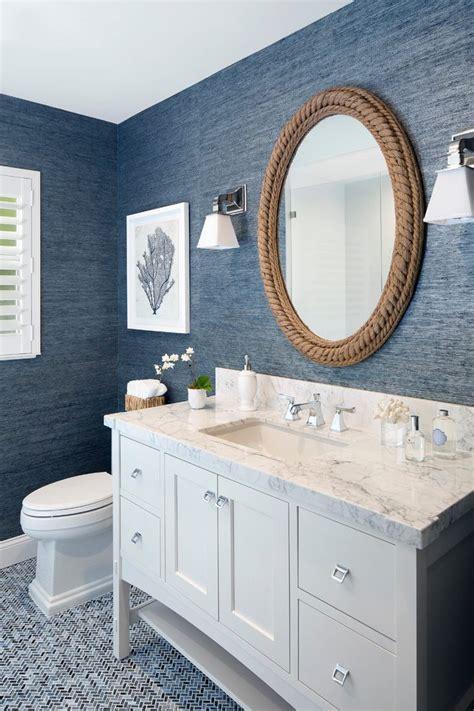 luxury bathroom vanities powder room beach style  oval