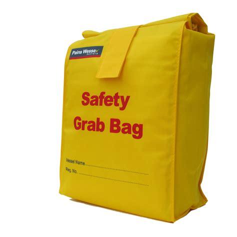 Grab Bag epirb kti sa1g gps 406mhz beacon and grab bag