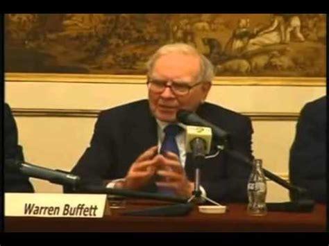 Warren Buffett On Mba by Warren Buffett But Excellent With European