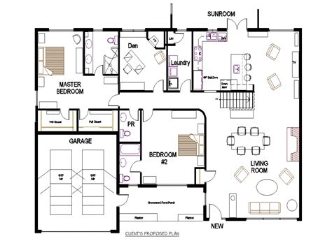 bungalow open concept floor plans bungalow open concept floor plans small open concept