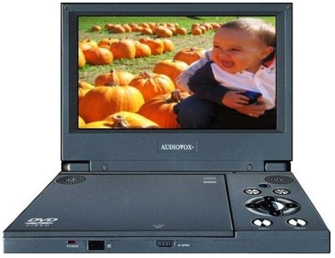 most compatible format dvd player audiovox d9000 portable 9 inch dvd player clean and crisp