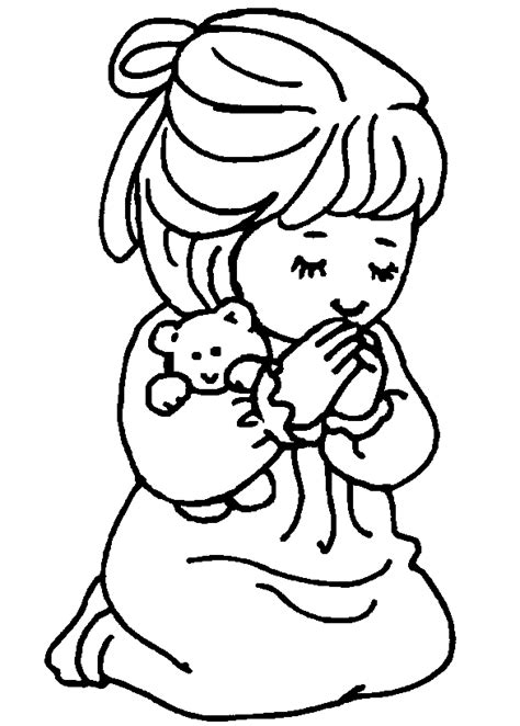Bible Coloring Pages Coloring Pages To Print Praying Coloring Pages