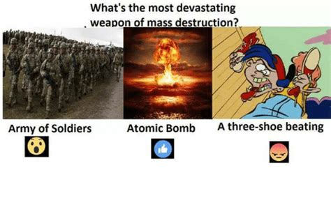 weapons of mass specters of the nuclear age books what s the most devastating weapon of mass