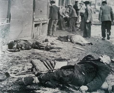 imagenes reales guerra civil española 10 fotos impactantes de la guerra civil espa 241 ola forocoches