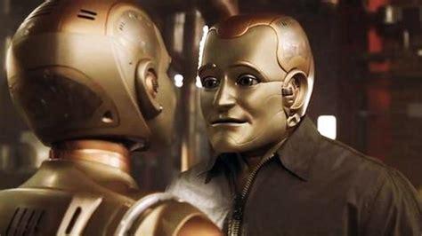film robot année 90 top 16 robots in late 90s film tv design news