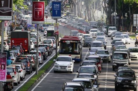 traffic in penang during new year a rail answer to penang traffic woes metro news the