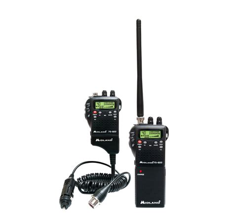 cb mobile 75 822 portable mobile cb radio midland radio
