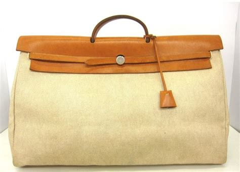 Hermes Carry On 819 8 vintage bag watchlist the ultimate in carry on hermes herbag gm