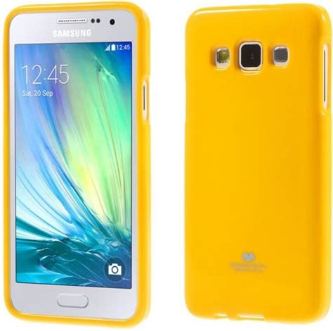 Jelly Antikreak Samsung A5 2016 mercury jelly for samsung a5 2016 yellow tel