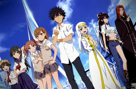 Anime This Season by A Certain Magical Index Season 3 Was Accidentally Revealed