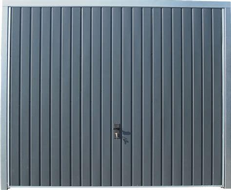 porte basculante porte de garage basculante grise h200xl240 bricoman