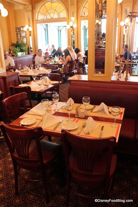 Sunroom Cafe Menu Review Les Chefs De France Restaurant In Epcot The