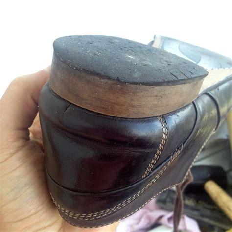 replace s shoe heel rubber