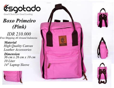 Tas Sekolah Anak Model Ransel Warna Pink Plus Boneka jual tas ransel wanita boxo primeiro warna pink murah bebas ongkir toko maknyuss