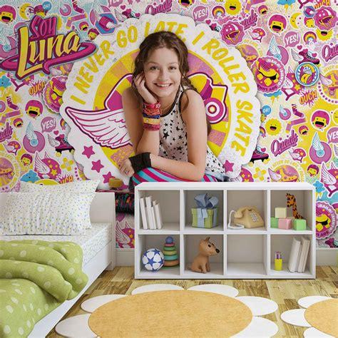 Batman Wall Mural vlies fototapete disney soy luna tapete mural 3593fw ebay