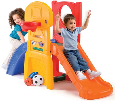 step 2 play structure with slide step2 all sports climber just 69 reg 99 97