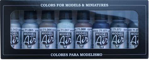 Vallejo 72067 Cayman Green Model Kit Paint vallejo paint sets metallics washes inks putty etc bnib drop menu ebay