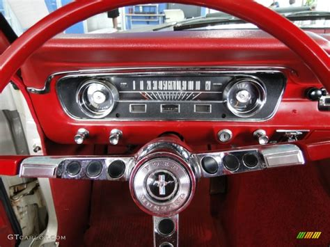 1965 mustang gauges 1965 ford mustang coupe gauges photo 68366284 gtcarlot
