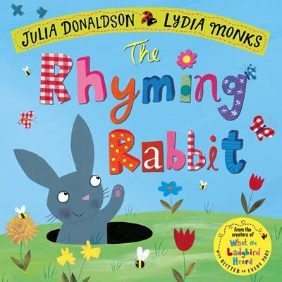 The Rhyming Rabbit the detective by donaldson