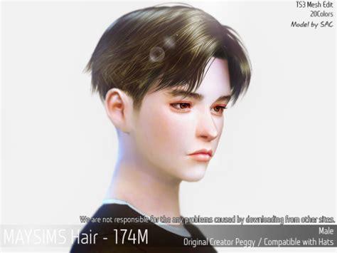 malr hair tumbir ts4 male hair tumblr