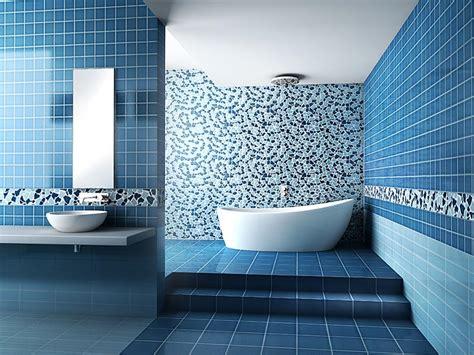 bathroom ideas blue modern blue bathroom ideas decozilla