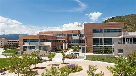 Mba Schools In Colrado by Of Colorado At Colorado Springs Nursing School
