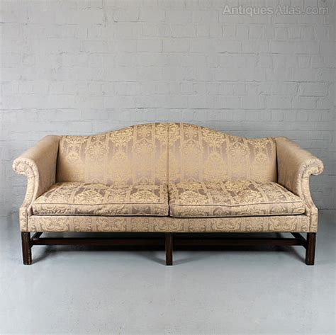 vintage couch styles chippendale style sofa antiques atlas