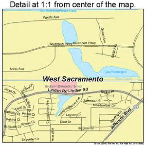 sacramento california map west sacramento california map 0684816