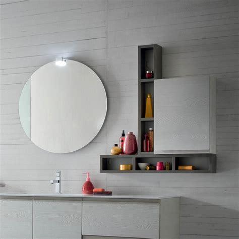 mobile contenitore bagno mensola contenitore per bagno atlantic slim arredaclick