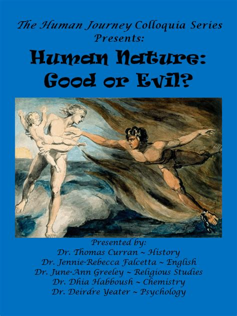 Are Human Beings Inherently Evil Essay by Human Nature Or Bad Essay We Can Do Your Homework For You Just Ask