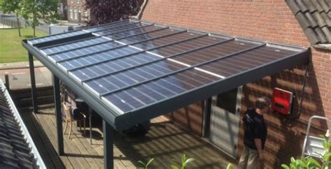 Veranda Zonnepanelen by 17 Best Images About Verbouwing Huis On