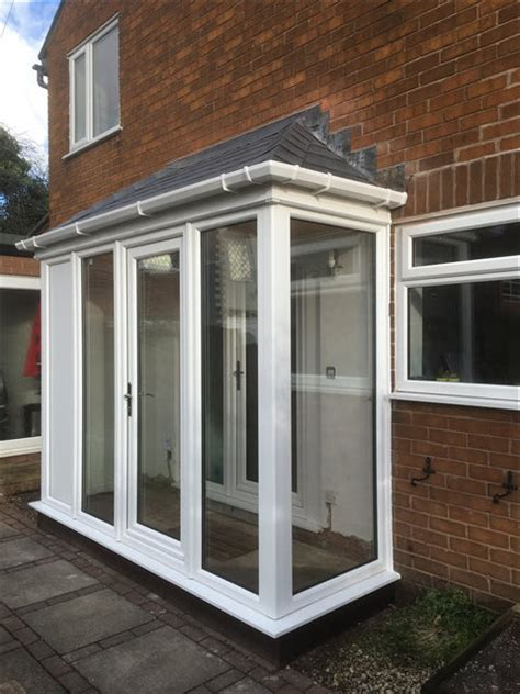 front door porch cost portfolio porches warrington cheshire