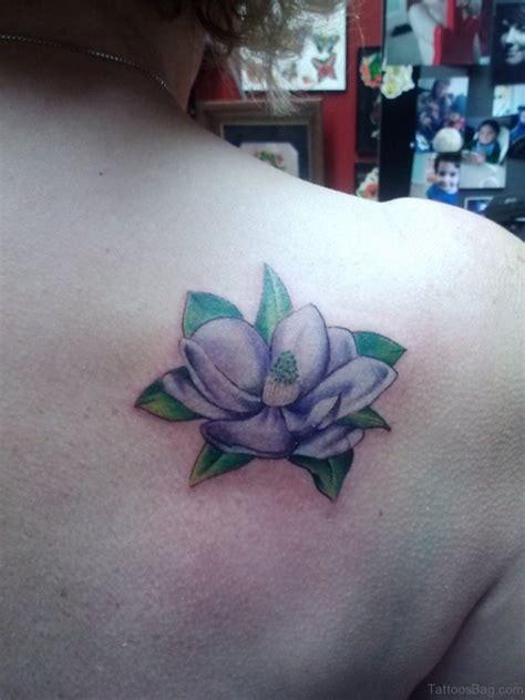 magnolia tattoo 54 great magnolia tattoos for back