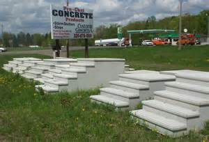 Cement Stairs Cost by Precast Concrete Steps Submited Images