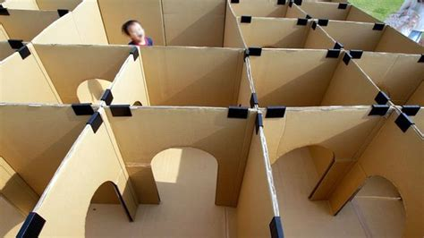 How Do You Make A Box Out Of Paper - 16 things you can make with a cardboard box that will