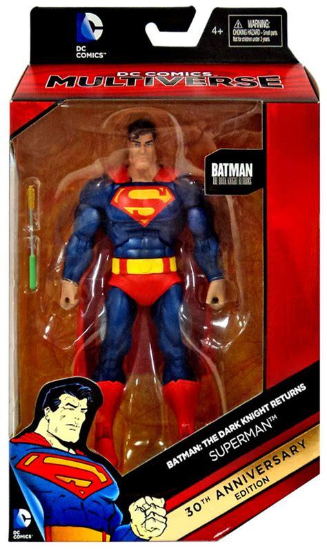 The Returns 30th Anniversary 2 Pack dc comics batman returns multiverse superman figure 30th anniversary edition
