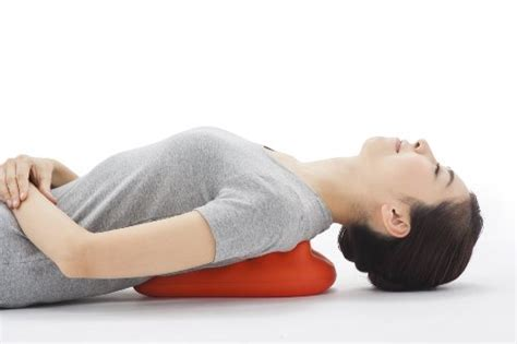 Stiff Pillows by Rugged Back Stretcher Supporter Press Relax Ease