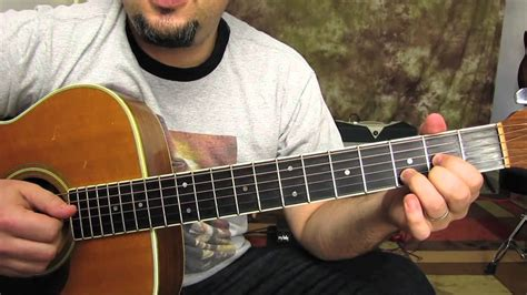 tutorial guitar you ten2five how to play more than words acoustic guitar lesson