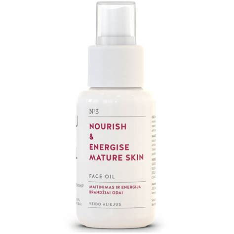 Nourishskinnourish Skin you nourish energise for skin 50ml free shipping lookfantastic