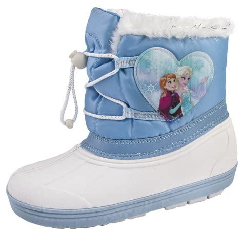 frozen boots disney frozen elsa snow boots waterproof
