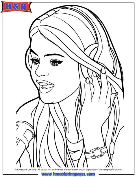 Selena Gomez Coloring Pages To Print Az Coloring Pages Selena Gomez Coloring Pages