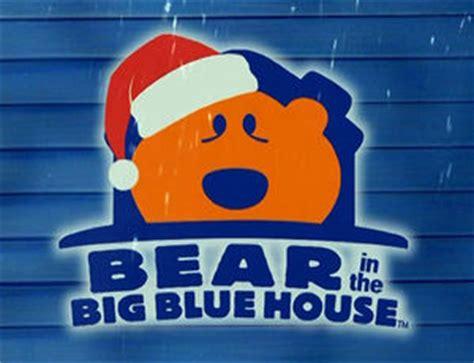 bear inthe big blue house christmas episode 325 a berry bear christmas 1 muppet wiki fandom powered by wikia