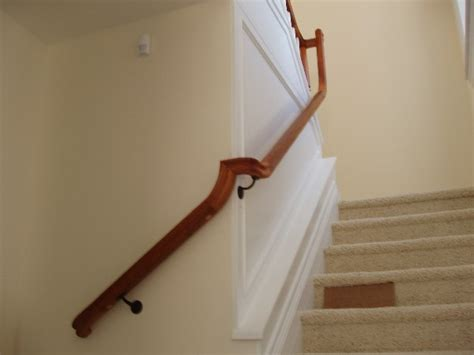 Red Oak Handrail Handrail And Balusters Gallery